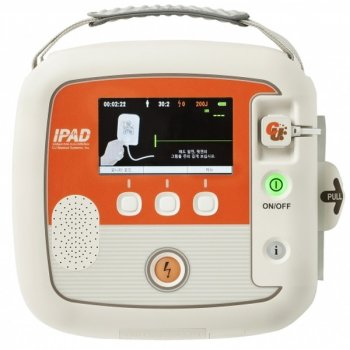 CU Medical iPAD SP2 - Systems iPAD SP2 defibrylator z monitorem.